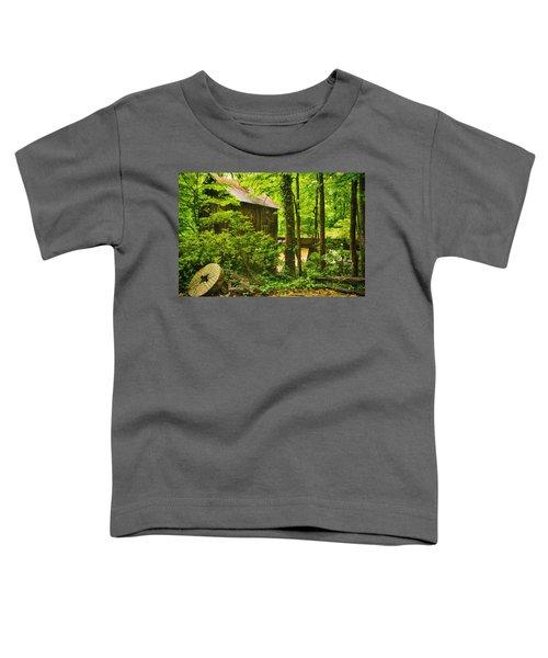 Pine Run Grist Mill Toddler T-Shirt