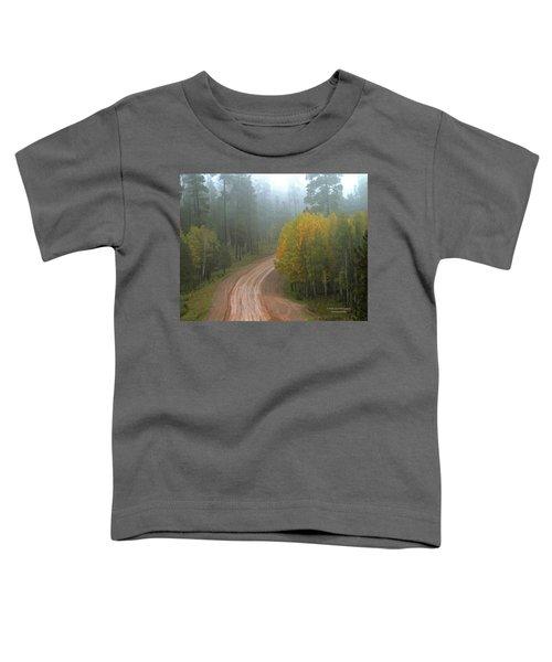 Rim Road Toddler T-Shirt