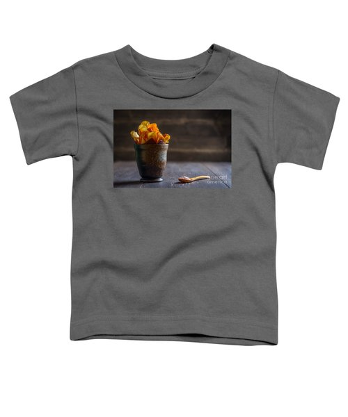 Root Vegetable Crisps Toddler T-Shirt