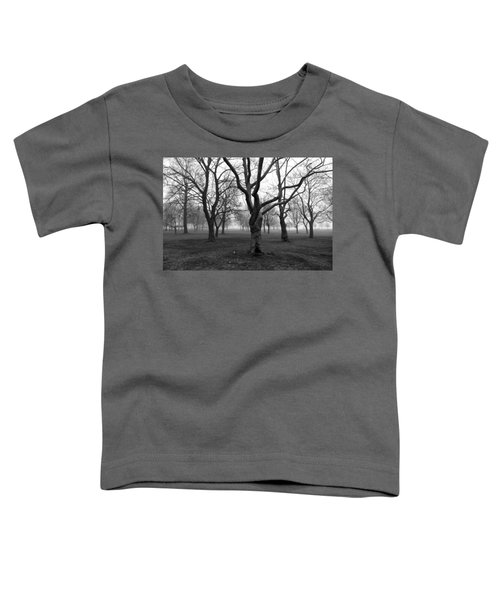 Seaside By The Tree Toddler T-Shirt