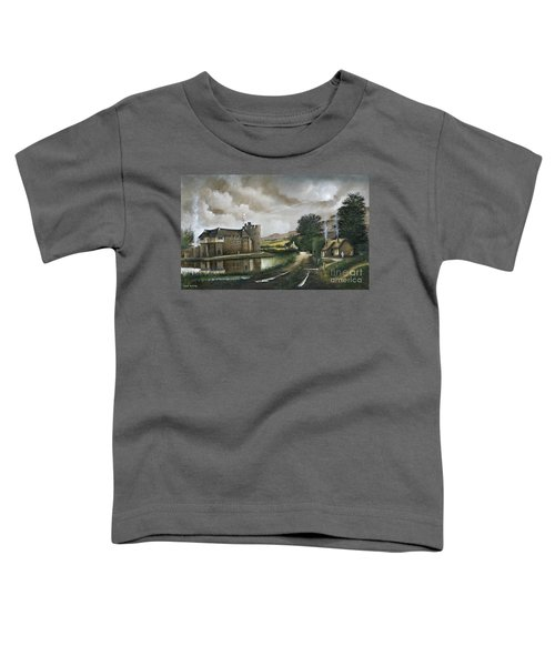 Stokesay Castle Toddler T-Shirt
