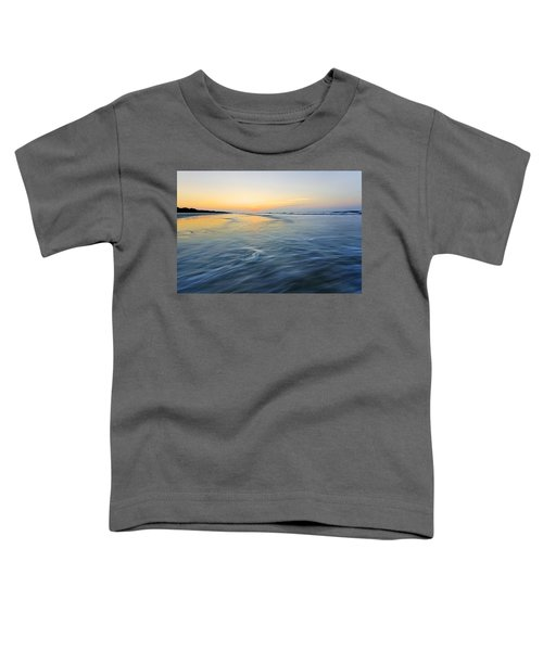 Sunrise On Hilton Head Island Toddler T-Shirt