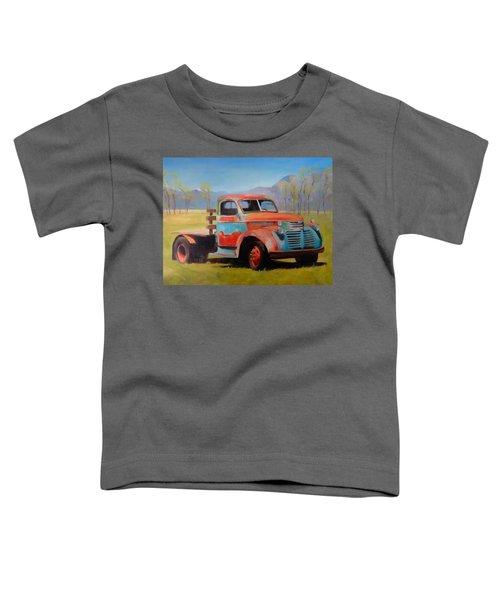 Taos Truck Toddler T-Shirt