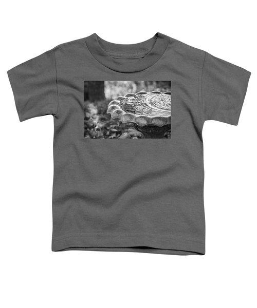 Tennessee Birdbath Toddler T-Shirt