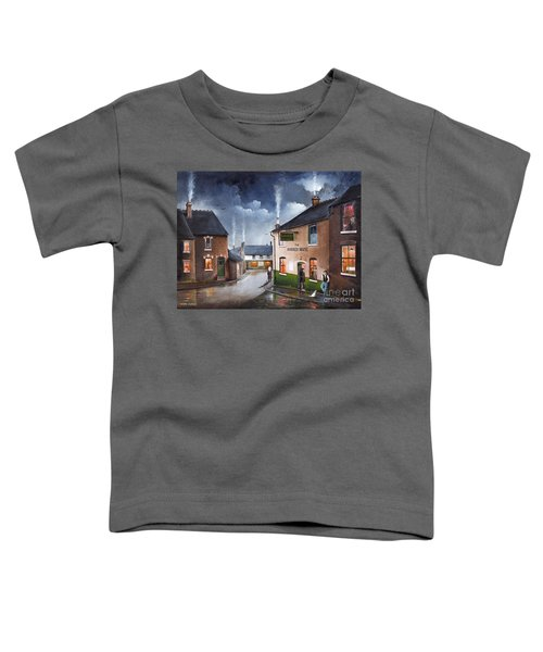 The Hundred House - Lye Toddler T-Shirt
