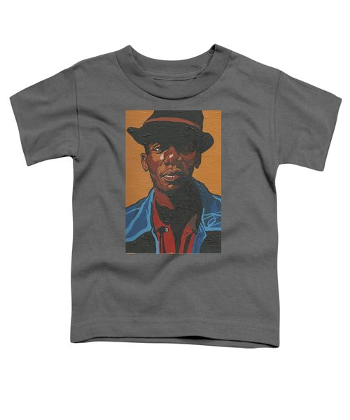 The Most Beautiful Boogie Man Toddler T-Shirt