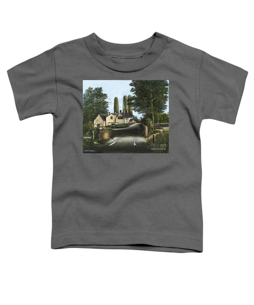 The Navigation Toddler T-Shirt