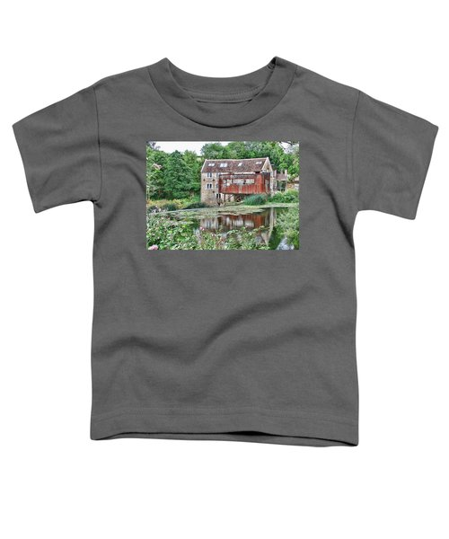 The Old Mill Avoncliff Toddler T-Shirt