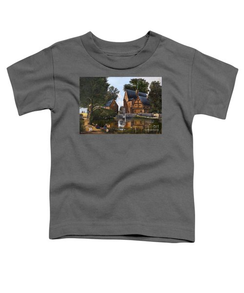 The Old Mill Toddler T-Shirt