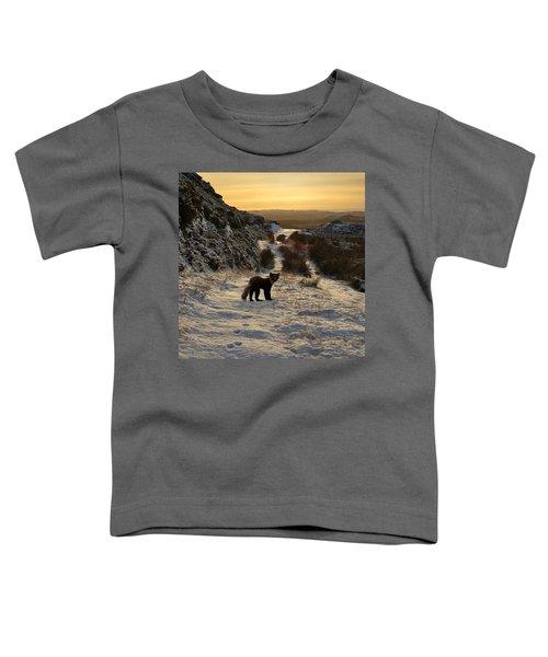 The Pine Marten's Path Toddler T-Shirt