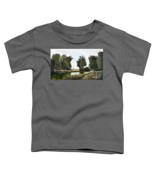 The Woodman Toddler T-Shirt
