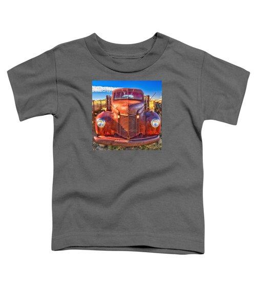 International Rust Toddler T-Shirt