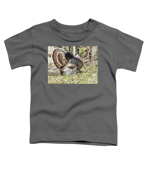 Turkey Tom Toddler T-Shirt