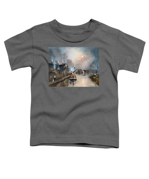 Twilight Departure Toddler T-Shirt
