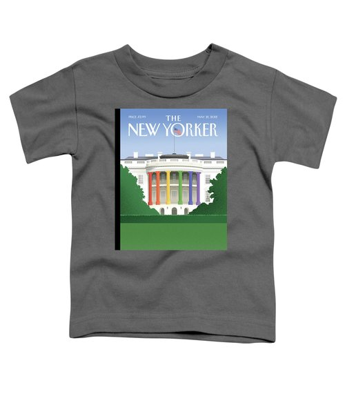 New Yorker May 21st, 2012 Toddler T-Shirt