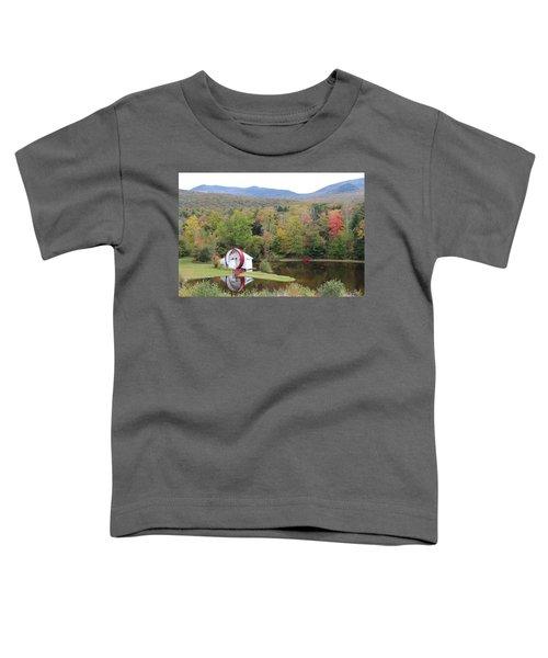 White Mountains Indian Head Nh Toddler T-Shirt