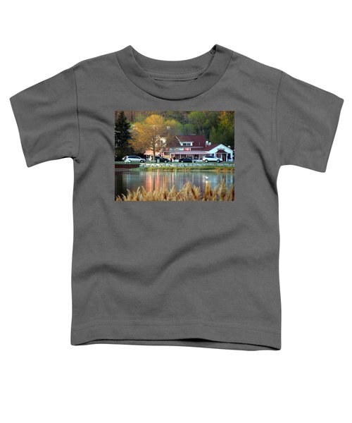 Wilson's Ice Cream Parlor Toddler T-Shirt