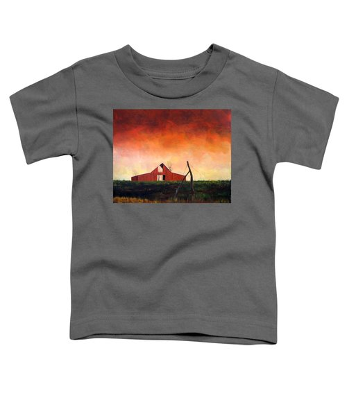 Wired Down Toddler T-Shirt