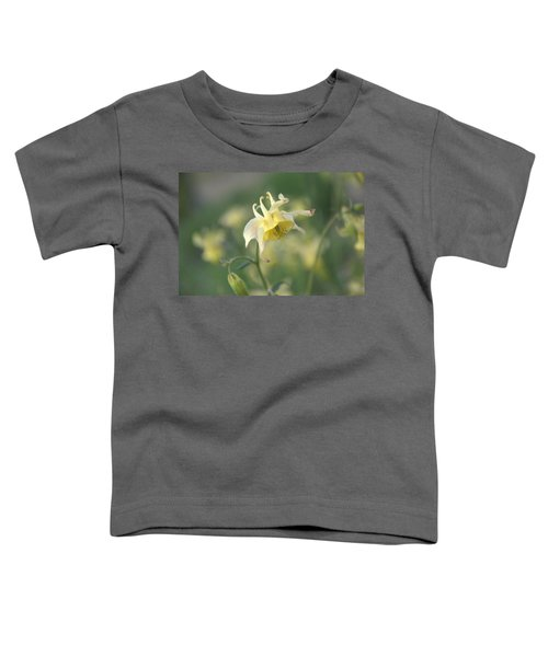 Yellow Columbine Toddler T-Shirt