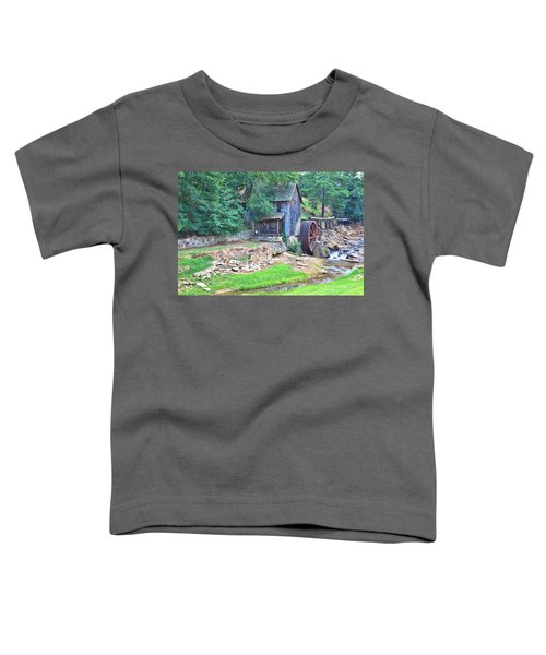 Sixes Mill On Dukes Creek Toddler T-Shirt