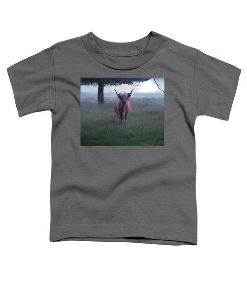11. Highland Toddler T-Shirt