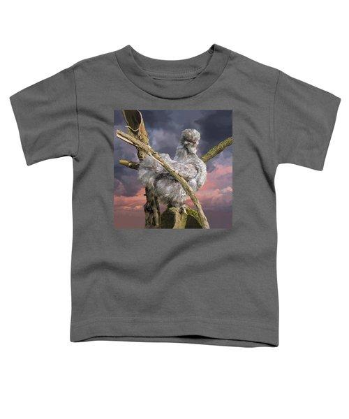 14. Cuckoo Bush Toddler T-Shirt