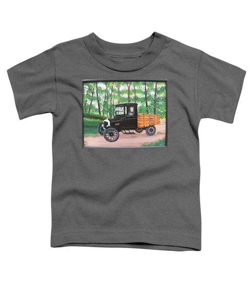 1925 Model T Ford Toddler T-Shirt