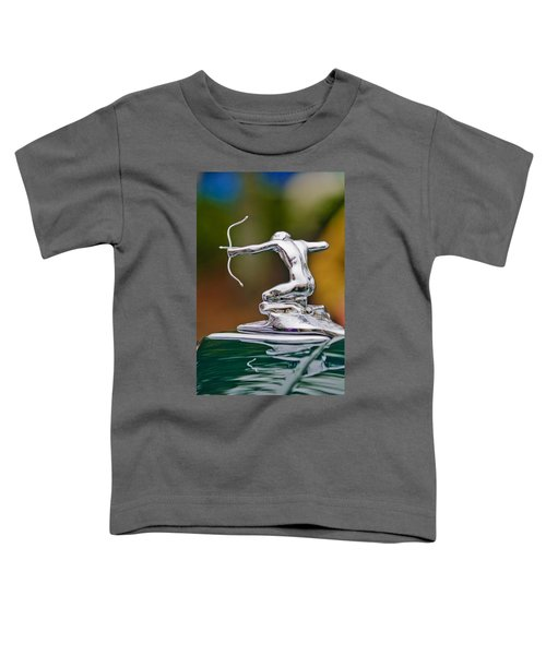 1935 Pierce-arrow 845 Coupe Hood Ornament Toddler T-Shirt