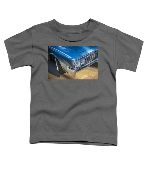 1964 Lincoln Continental Convertible  Toddler T-Shirt