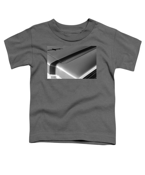 1967 Lincoln Continental Hood Ornament Toddler T-Shirt