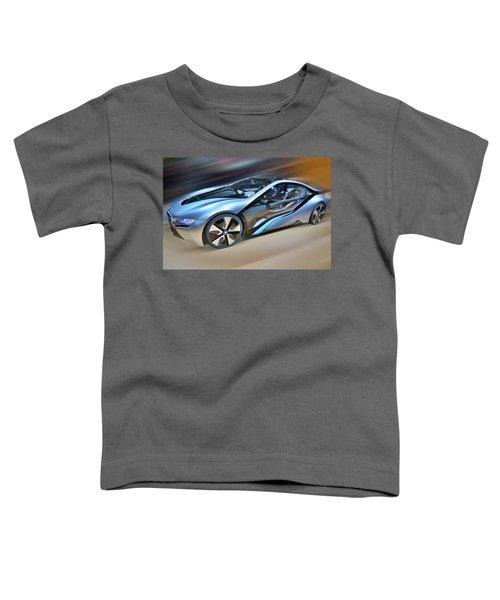 B M W  Edrive I8  Concept  2014 Toddler T-Shirt