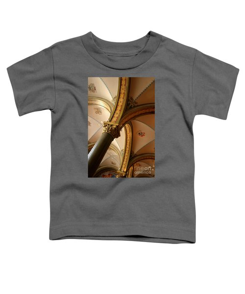 Bergen Interior Toddler T-Shirt