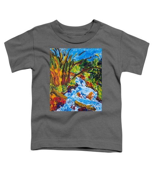 Burch Creek Toddler T-Shirt
