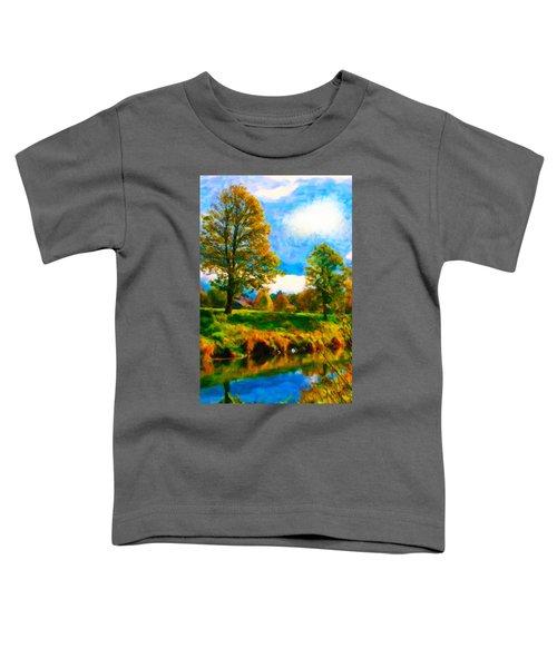 Canal 2 Toddler T-Shirt