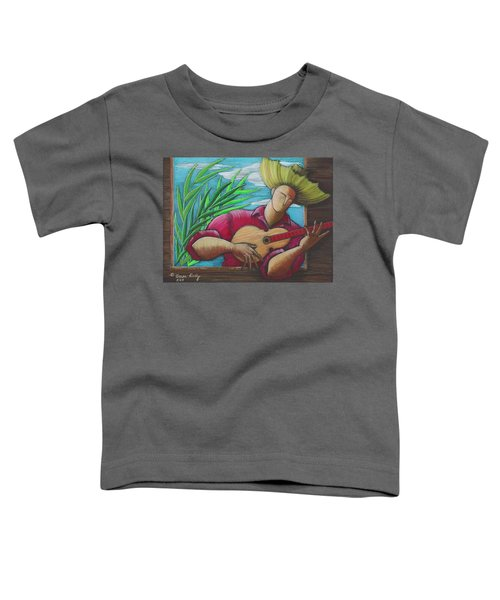 Cancion Para Mi Tierra Toddler T-Shirt