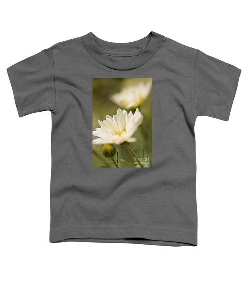 Chrysanthemum Flowers Toddler T-Shirt