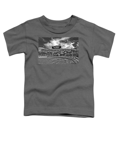 Death Valley - Hdr Bw Toddler T-Shirt