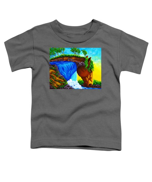 Equifall Toddler T-Shirt