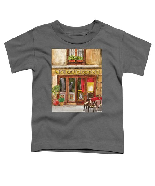 French Storefront 1 Toddler T-Shirt