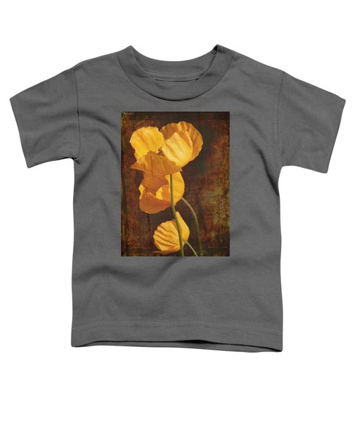 Icelandic Poppy Toddler T-Shirt