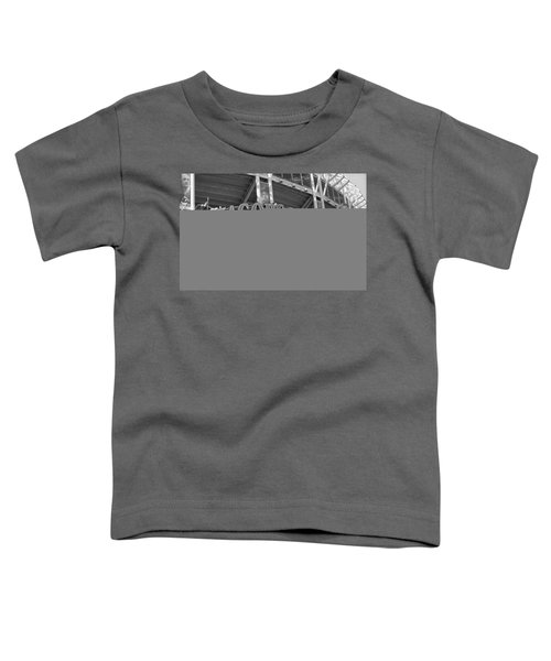 Jacobs Field - Cleveland Indians Toddler T-Shirt