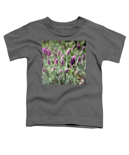 Lavender Standout Toddler T-Shirt
