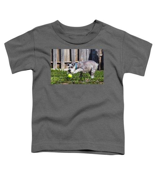 Miniature Schnauzer Toddler T-Shirt