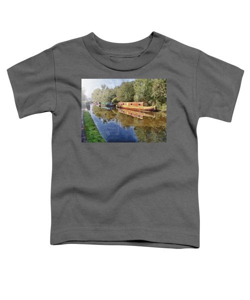 Moored Up Toddler T-Shirt