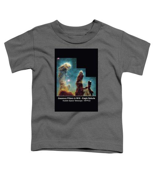 Pillars Of Creation Toddler T-Shirt