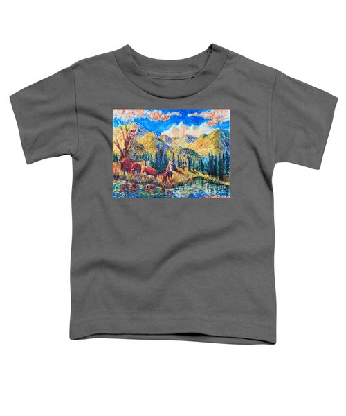 The Stray  Toddler T-Shirt