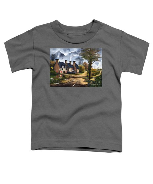 Travellers Rest Toddler T-Shirt