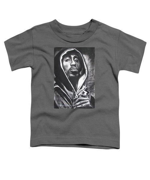 2pac - Thug Life Toddler T-Shirt