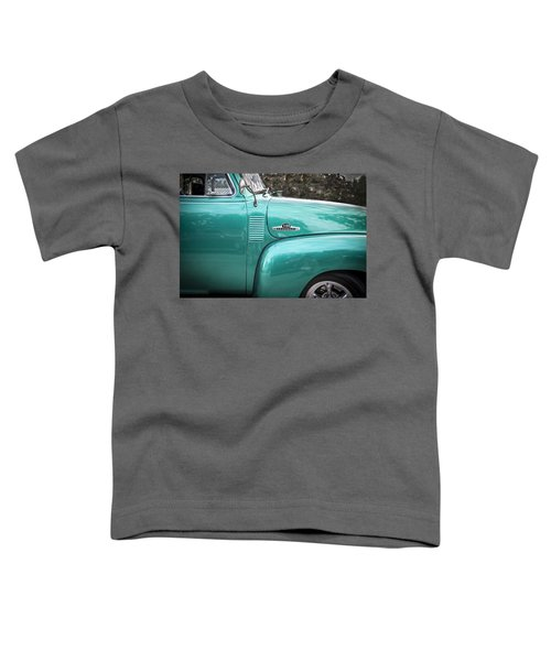 1955 Chevrolet First Series  Toddler T-Shirt