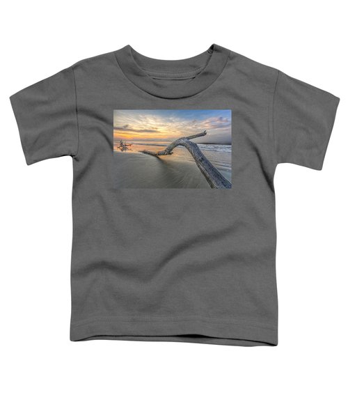 Bough In Ocean Toddler T-Shirt
